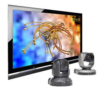 Camera độ phân giải cao cho phòng họp trực tuyến